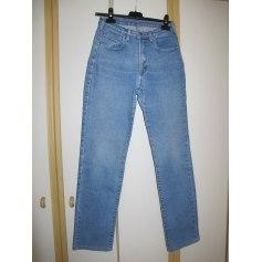 Jeans droit Cimarron  pas cher