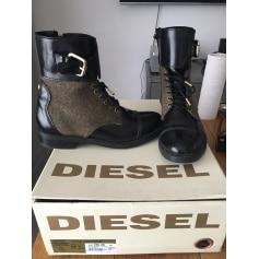 Flache Stiefeletten Diesel