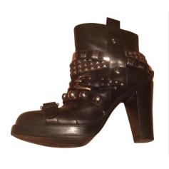 Bottines & low boots à compensés Dolce & Gabbana  pas cher