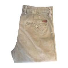 Pantalon droit Woolrich  pas cher