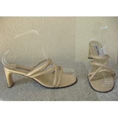 Sandales à talons Street Shoes  pas cher