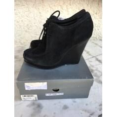 Bottines & low boots à compensés Minelli  pas cher