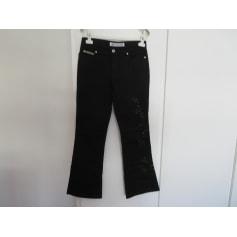 Jeans évasé, boot-cut Krizia  pas cher