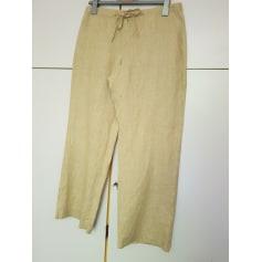 Pantalon large Adolfo Dominguez  pas cher