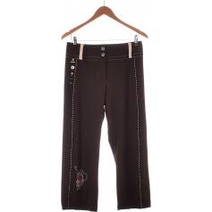Pantalon droit Fred Sabatier  pas cher