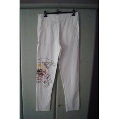 Pantalon droit Savage Culture  pas cher