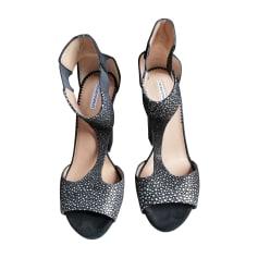Sandales à talons Emporio Armani  pas cher