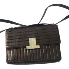 Lederhandtasche Lanvin
