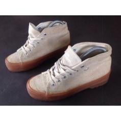 Chaussures à lacets  Superga  pas cher