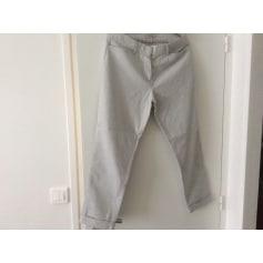 Pantalon droit Inconnue  pas cher