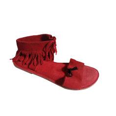 Sandales plates  Swildens  pas cher