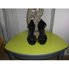Sandales à talons Texto  pas cher