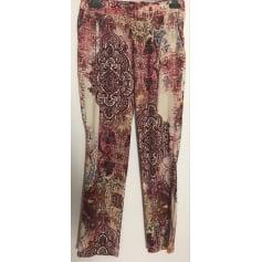 Pantalon droit Scarlet Roos  pas cher