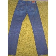Straight Leg Jeans Armani