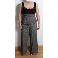 Tailleur pantalon Nathalie Garçon  pas cher