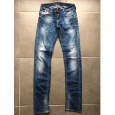 Jeans droit Temps des Cerises  pas cher