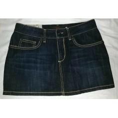 Jupe en jean Liu Jeans By Liu Jo  pas cher