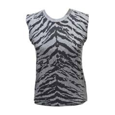 Top, tee-shirt Saint Laurent  pas cher