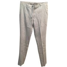 Pantalon slim, cigarette American Vintage  pas cher