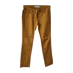 Jeans slim Yves Saint Laurent  pas cher
