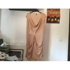 Robe mi-longue Topshop  pas cher