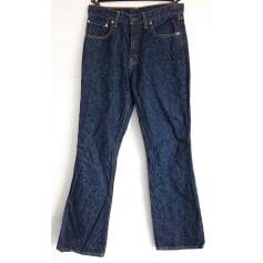 Jeans large, boyfriend Levi's  pas cher