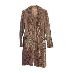 Manteau en cuir Michael Kors  pas cher