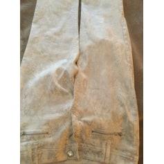 Pantalon droit Ferres Jean  pas cher