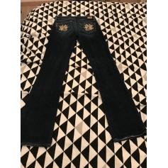 Jeans droit Paige  pas cher