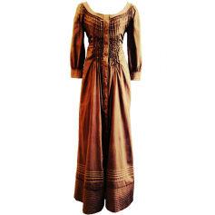 Robe longue Philosophy Di Alberta Ferretti  pas cher