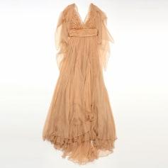 Robe longue Elie Saab  pas cher