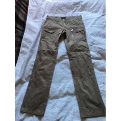 Pantalon droit Richmond X  pas cher