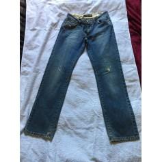 Jeans droit Richmond Denim  pas cher