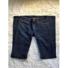 Jeans évasé, boot-cut Zara  pas cher