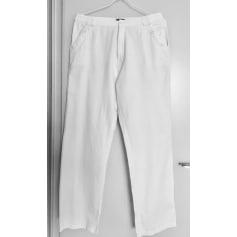 Pantalon droit Poivre Blanc  pas cher