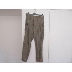 Pantalon droit Cherry Paris  pas cher