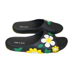 Flat Sandals Prada