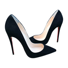 Escarpins Christian Louboutin So Kate pas cher