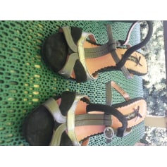 Sandales à talons Pepe Jeans  pas cher