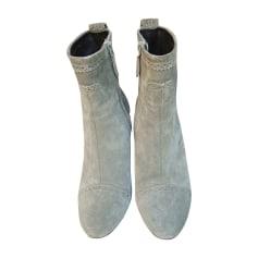 Bottines & low boots à compensés Balenciaga  pas cher