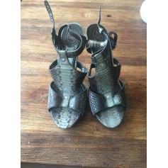 Sandales à talons Ash  pas cher