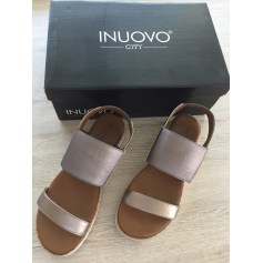 Sandales plates  Inuovo  pas cher