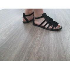 Sandales plates  Triver Flight  pas cher