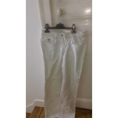 Pantalon évasé Sud Express  pas cher