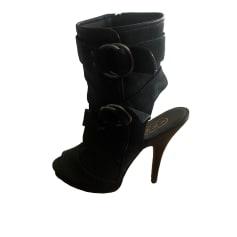 Bottines & low boots à talons Ash  pas cher