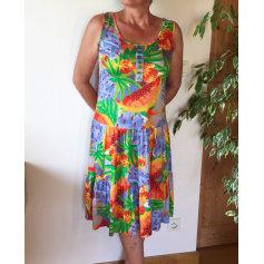 Robe mi-longue Christine Laure  pas cher
