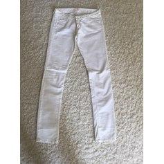 Jeans droit Virginie Castaway  pas cher