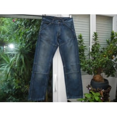 Jeans large Teddy Smith  pas cher