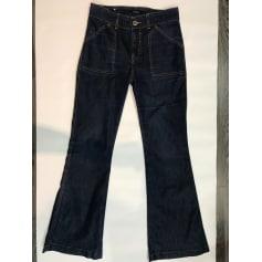Jeans très evasé, patte d'éléphant Max & Co  pas cher