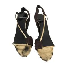 Sandales à talons Pierre Hardy  pas cher